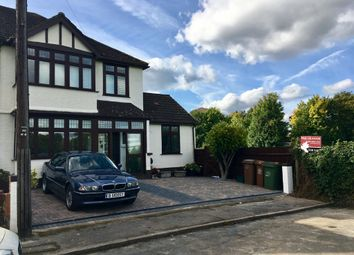 Thumbnail 4 bed end terrace house for sale in Sheen Way, Wallington
