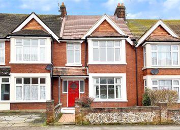 North Ham Road, Littlehampton BN17. 3 bed terraced house for sale