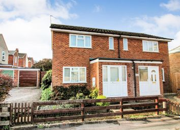 Thumbnail 2 bed semi-detached house to rent in Silverdale Close, Aylesbury