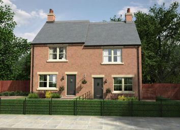 Thumbnail 3 bed semi-detached house for sale in Peter's Mill, Alnwick, Northumberland