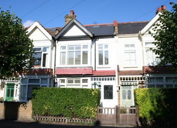 Thumbnail 3 bed terraced house to rent in Edna Rd, London