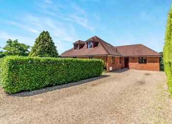 Thumbnail 6 bed bungalow for sale in Old House Lane, Hartlip, Sittingbourne, Kent