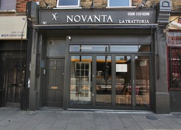 Thumbnail Restaurant/cafe to let in Lower Clapton Road, Clapton, London