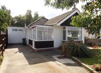 Thumbnail 2 bed bungalow for sale in Harlech Crescent, Prestatyn, Denbighshire
