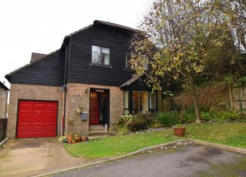 Thumbnail 4 bed detached house for sale in Elliots Way, Heathfield, East Sussex