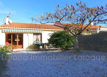 Thumbnail 2 bed villa for sale in Saint-André, Pyrénées-Orientales, Languedoc-Roussillon