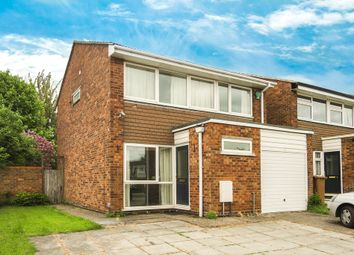 Thumbnail 4 bedroom detached house for sale in Housman Avenue, Royston