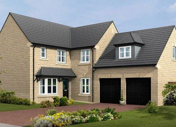 "Thumbnail 5 bedroom detached house for sale in ""Portchester Stone"" at Chesterfield Road, Matlock Moor, Matlock"