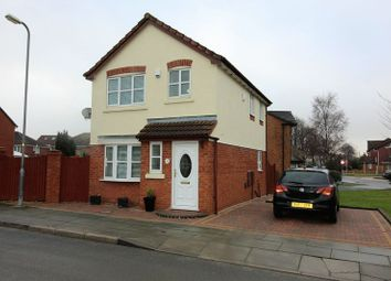 Thumbnail 3 bed detached house for sale in Heartwood Close, Liverpool