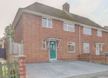 Thumbnail 3 bed semi-detached house for sale in Springfield Road, Wantage