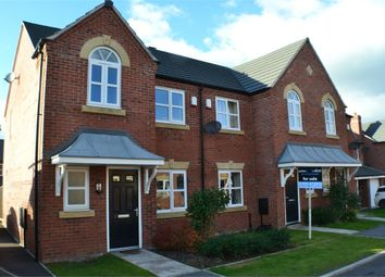 Thumbnail 3 bed semi-detached house to rent in Johnson Close, Hinckley