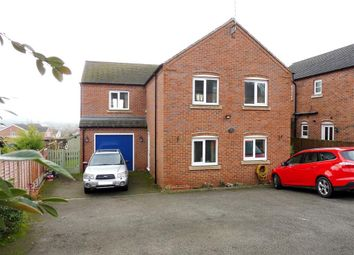 Thumbnail 4 bed property to rent in Common Road, Church Gresley, Swadlincote