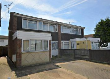 Thumbnail 4 bed semi-detached house for sale in Onslow Crescent, Colchester