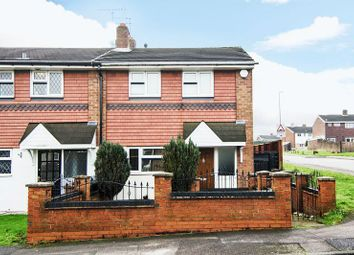 Thumbnail 2 bedroom property for sale in Telford Road, Beechdale, Walsall