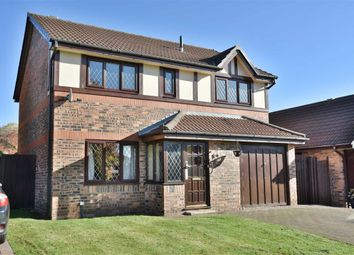 Thumbnail 4 bed detached house for sale in Bellwood, Westhoughton, Bolton