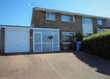 Thumbnail 4 bedroom semi-detached house for sale in Calder Road, Poole