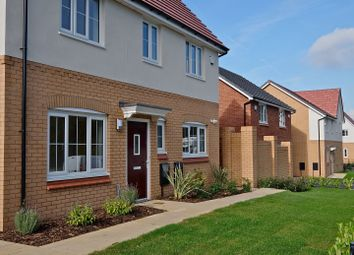 Thumbnail 3 bed semi-detached house to rent in Oleander Way, Liverpool, Merseyside