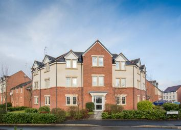 Thumbnail 2 bed flat for sale in Investment @ Lambourne Court, Gwersyllt2, Wrexham