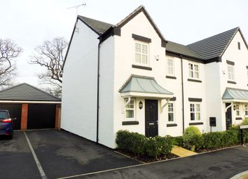 Thumbnail 3 bed end terrace house for sale in Over Fair Close, Whitegate Place, Winsford