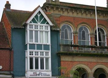 Thumbnail 2 bedroom maisonette to rent in High Street, Hungerford