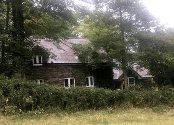 Thumbnail 3 bed farmhouse for sale in Caemorgan Road, Cardigan, Ceredigion