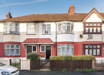 Thumbnail 4 bed terraced house to rent in Russell Road, Mitcham