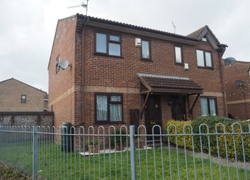 Thumbnail 2 bedroom semi-detached house for sale in Ashdown Close, St. Mellons, Cardiff