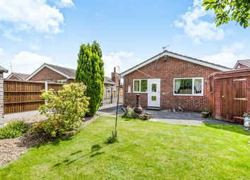 Thumbnail 3 bed detached bungalow for sale in St Oswalds Close, Finningley, Doncaster
