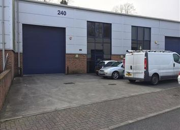 Thumbnail Light industrial for sale in Unit 240 Ordnance Business Park, Aerodrome Road, Gosport, Hampshire
