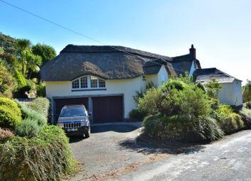 Trevilla, Feock TR3. 4 bed cottage for sale