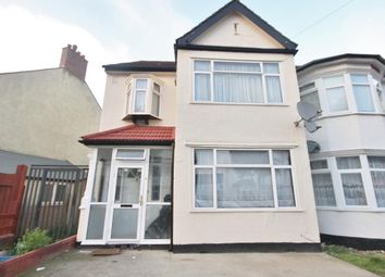 Thumbnail 3 bed end terrace house for sale in Ashley Road, Thornton Heath, Surrey