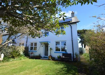 Thumbnail 2 bed end terrace house for sale in Mile End, The Lizard, Helston, Cornwall