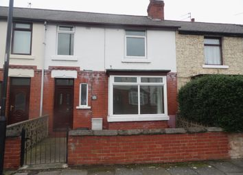 Thumbnail 3 bed terraced house to rent in Lifford Road, Doncaster