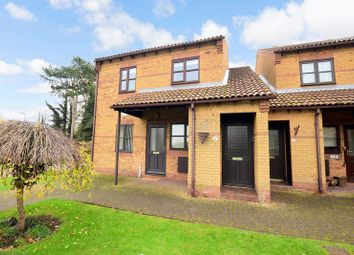 Thumbnail 2 bed flat for sale in Orchard Court, Waltham