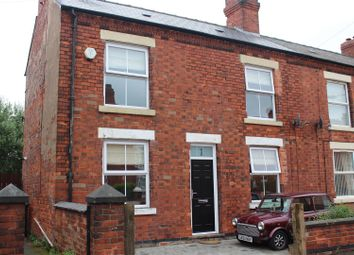 Thumbnail 3 bedroom semi-detached house for sale in Edward Street, Kirkby-In-Ashfield, Nottingham