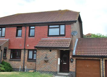 Thumbnail 3 bed semi-detached house for sale in Peal Close, Hoo, Rochester