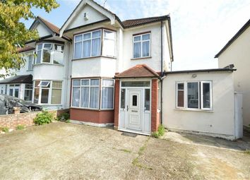 Thumbnail 4 bed semi-detached house for sale in Royston Gardens, Ilford, Essex