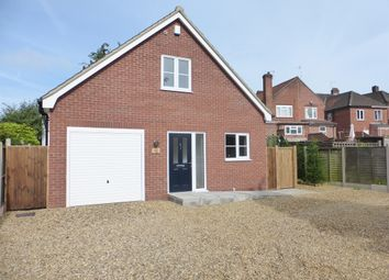 Thumbnail 2 bed detached house for sale in Heath Road, Norwich