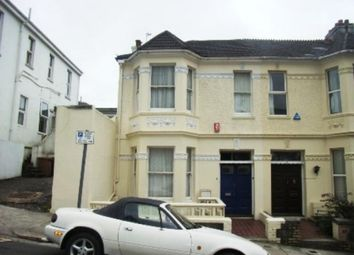 Thumbnail 5 bed end terrace house for sale in Derry Avenue, Plymouth