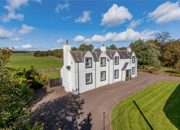 Thumbnail 5 bedroom detached house for sale in Cromlix, Dunblane, Perthshire
