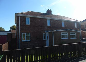 Thumbnail 2 bed semi-detached house for sale in Barry Street, Dunston, Gateshead