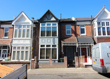 Thumbnail Terraced house for sale in Kimberley Road, Southsea