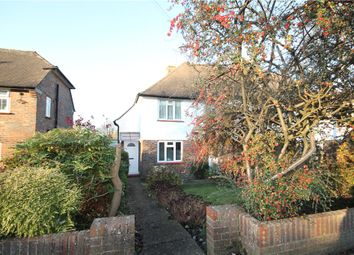 Thumbnail 3 bed maisonette to rent in Shawley Crescent, Epsom
