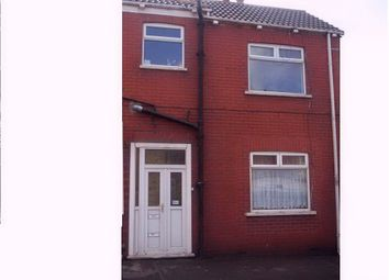 Thumbnail 1 bed flat to rent in Queen Street, Withernsea, East Riding Of Yorkshire