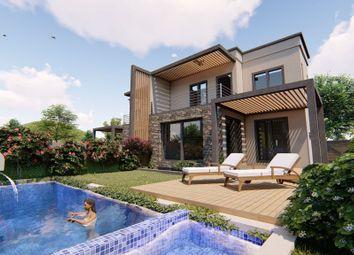 Thumbnail 4 bed link-detached house for sale in Bitez, Bodrum, Aydın, Aegean, Turkey