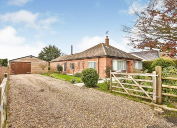 4 bed detached bungalow for sale in Necton Road, Little Dunham, King's Lynn PE32