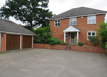 Thumbnail 4 bed detached house for sale in Aldershaws, Shirley, Solihull