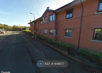 Thumbnail 1 bed flat to rent in Wood Street, Catrine, Mauchline