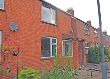 Thumbnail 2 bed terraced house for sale in Ludbourne Road, Sherborne