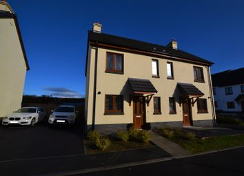Thumbnail 2 bed semi-detached house for sale in Newton Heights, Kilgetty